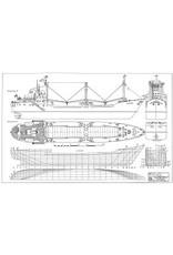 """NVM 10.10.127 vrachtschip ms """"Albatros"""" (1961)"""