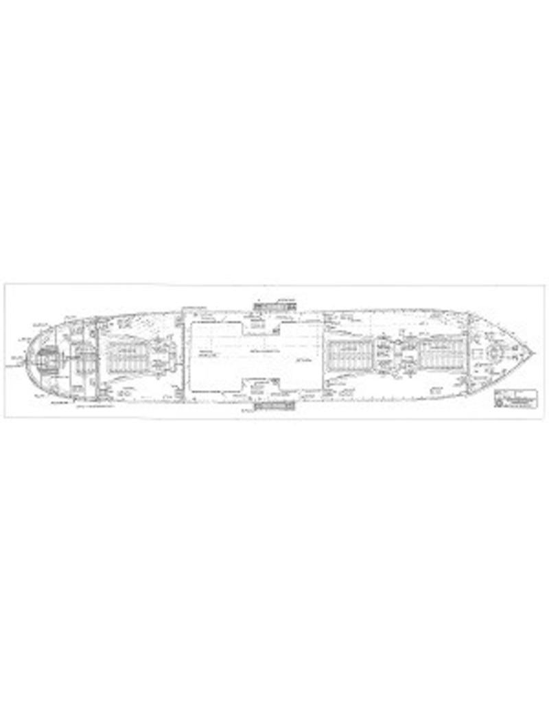 """NVM 10.10.130 vrachtschip ss """"Mirfak"""" (1918) - v.Nievelt Goudriaan"""