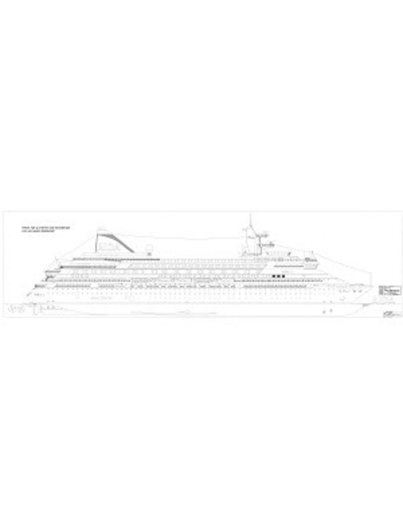 NVM 10.10.140 Cruiseschip ms Aida Vita (2002) - Aida Cruises, Rostock
