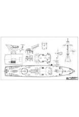 NVM 10.11.018 HrMs patrouillevaartuigen Balderklasse P802-P806 (1954/55)