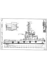 "NVM 10.11.042 HrMs motorsleepboten ""Linge"" klasse (1987)"