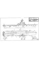 """NVM 10.11.048 HrMs vliegkampschip """"Karel Doorman"""" (1948) ex """"HMS Venerable"""" (1942); na verb.(55/58)"""