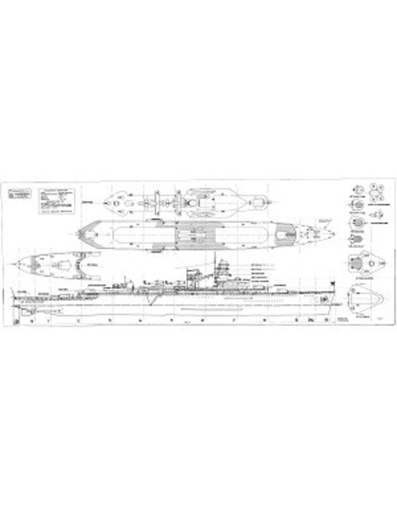 """NVM 10.11.088 HrMs Kruiser """"de Zeven ProvinciÌÎÌàn""""; oorspronkelijk ontwerp 1939"""