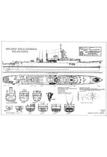 "NVM 10.11.094 type 15 fast A/S frigate HMS ""Rapid"" F138 (1953); ex R-class destroyer HMS ""Rapid"" H32"