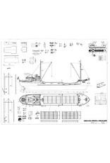 "NVM 10.12.004 kustvaarder ms ""Bug"" (1939) - Polish Steamship Co (PZM), Stettin"