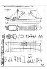 "NVM 10.12.005 kustvaarder ms ""Megrez-N"" (1952) - v. Nievelt Goudriaan"