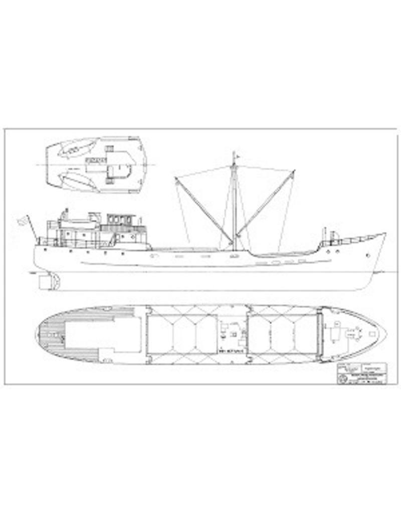 NVM 10.12.032 kustvaarder ms Crista (1937)