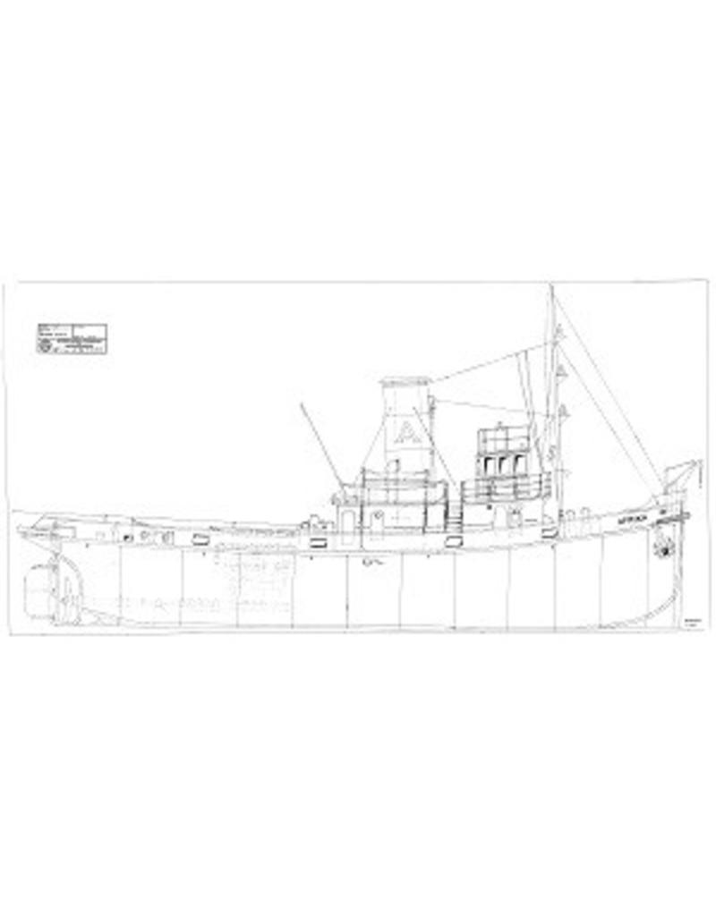 "NVM 10.14.025/A havensleepboot ss ""Afrika"" (1931) - P. Smit jr."