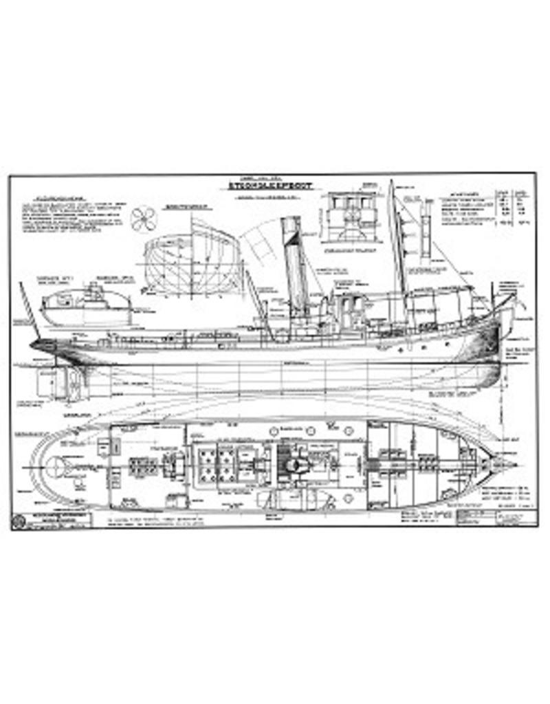 NVM 10.14.051 stoomsleepboot, Rijnvaart