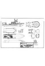 """NVM 10.14.074 duikmoederschip ms """"Deepwater 1"""" (1983) - Deep Marine Service; """"Deepwater 2"""""""