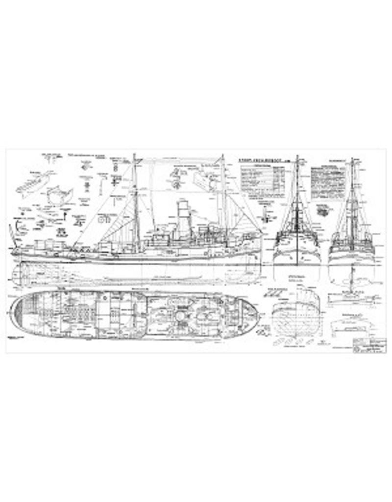 NVM 10.14.095 zeesleper ss Gelderland (1920) - Wijsmuller