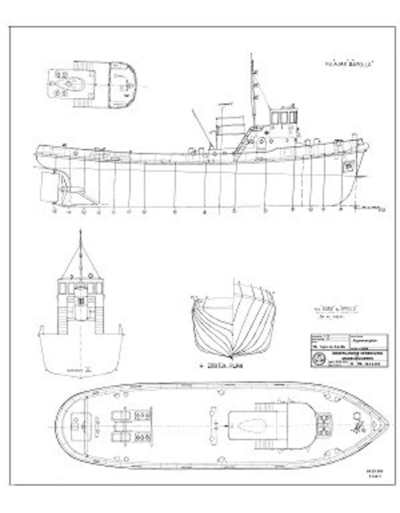 NVM 10.14.101 havenslpb ms Ajax, Apollo (1957) - Smit