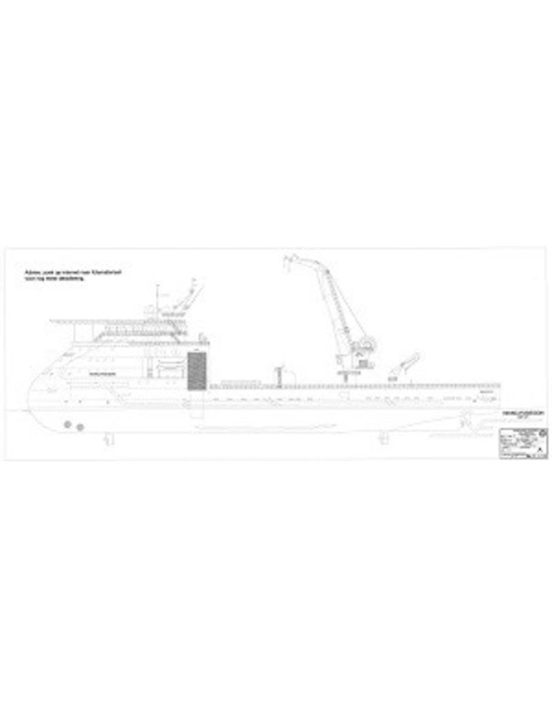 NVM 10.14.109 Offfshore construction vessel Viking Poseidon (2008) Edisvik