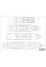 """NVM 10.15.046 passagiersboot ss """"Alkmaar"""" - Alkmaar Packet, C. Bosman"""