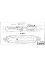 NVM 10.15.048 motorboot met kajuit (1901)
