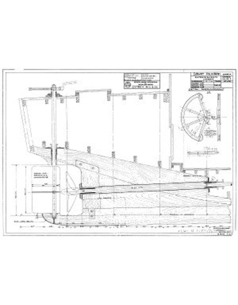 NVM 10.18.016 Indonesische houten loodsboot (1952)