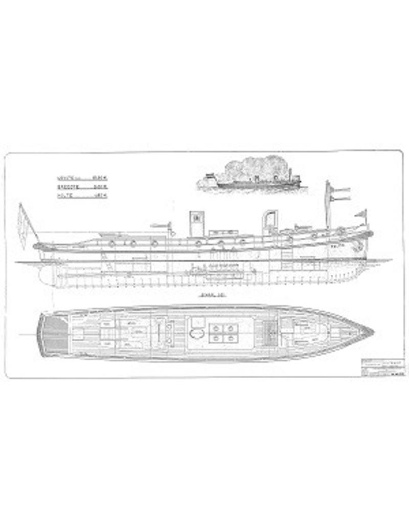 NVM 10.18.018 politieboot