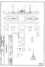 "NVM 10.20.033 vrachtschip ms ""Beninkust"" (1954) - HWAL"