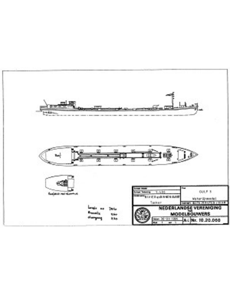 "NVM 10.20.060 tanker ms ""Gulf 3"""