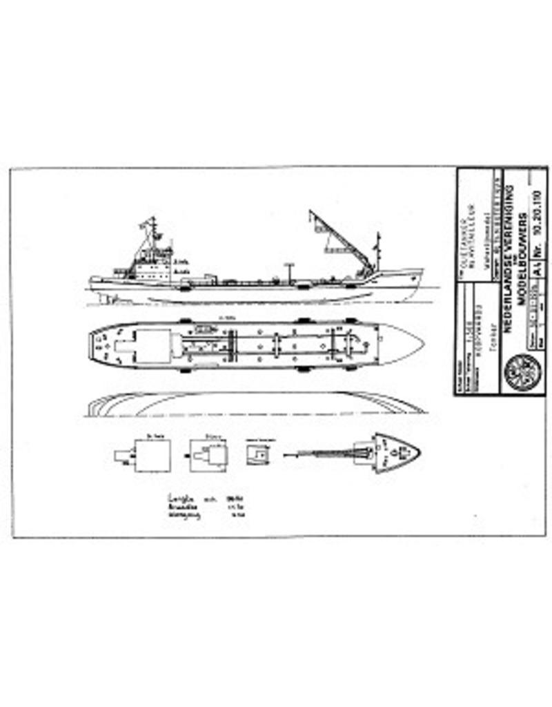 "NVM 10.20.110 tanker ms ""Avitailleur"""