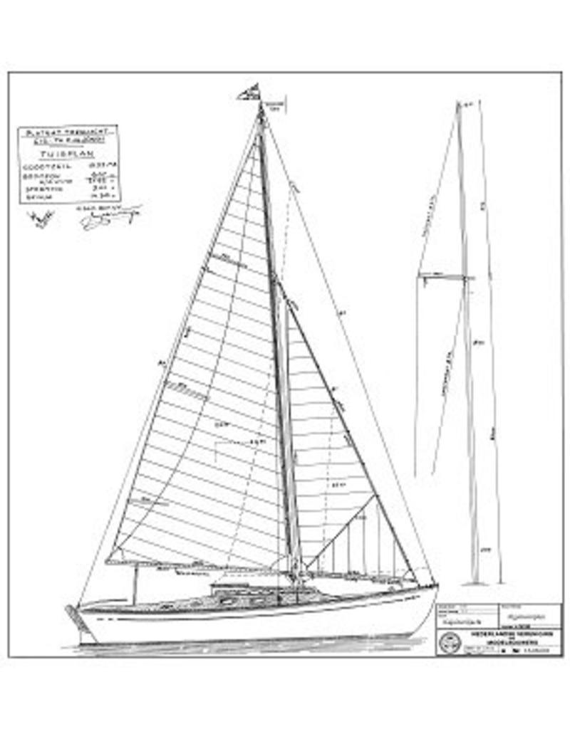 NVM 16.08.001 kajuitzeiljacht (1938)