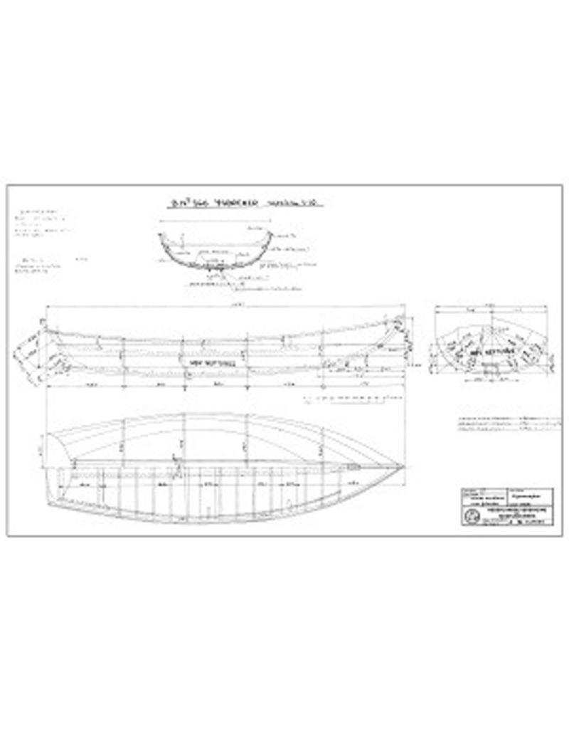 NVM 16.09.001 kleine werkboot voor een ijsbreker