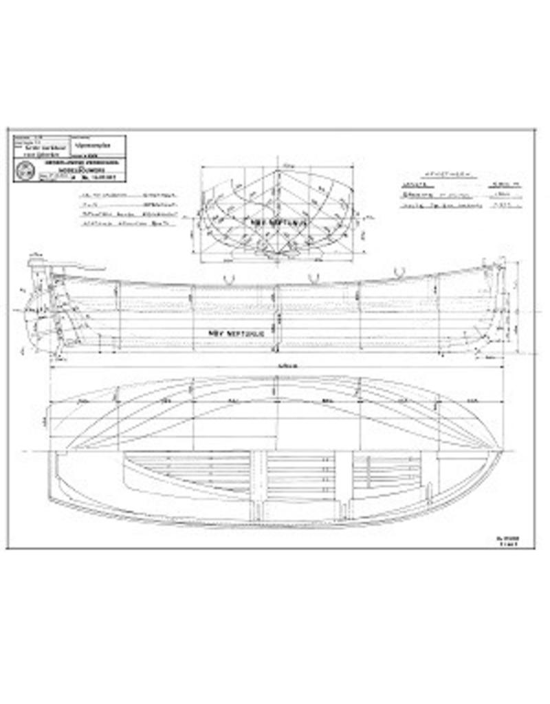 NVM 16.09.002 grote werkboot voor een ijsbreker