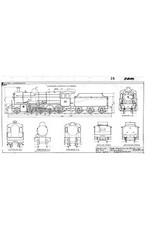 """NVM 20.00.004 goederenlocomotief NS 4600 - (""""Dempsey"""") voor spoor 0"""