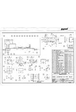 """NVM 20.00.006 tenderlocomotief NS 7700 - (""""Bello"""") voor spoor H0"""