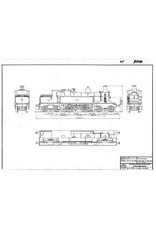 NVM 20.00.010 tenderlocomotief NS 5800 - ex HSM voor spoor H0