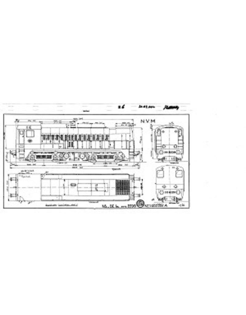 NVM 20.02.004 DE-locomotief NS 2200