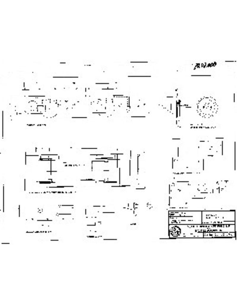 """NVM 20.02.008 Locomotor NS 200 - (""""Sik"""") voor spoor I"""