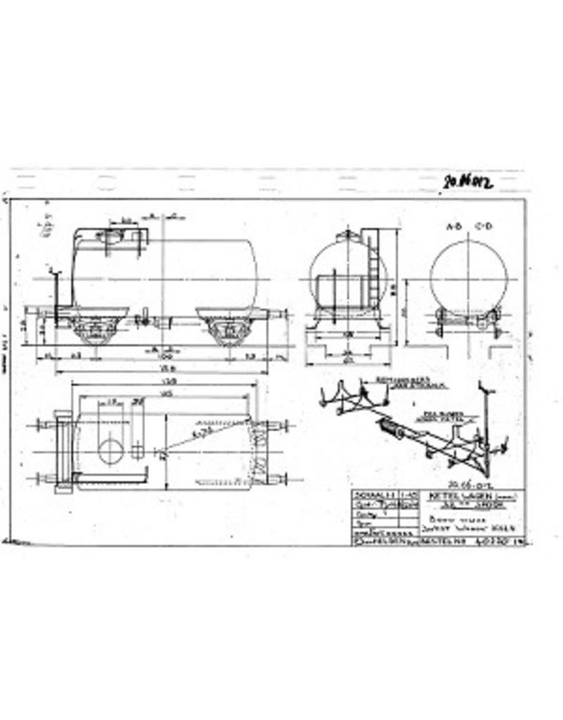 NVM 20.06.012 ketelwagen NS omr 00223 voor spoor 0
