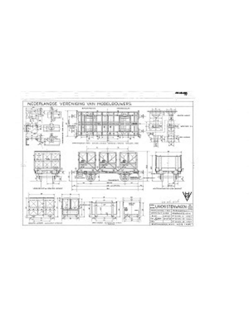 NVM 20.06.099 diverse goederenwagens voor spoor I