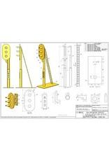 NVM 20.07.015 CD - Armseinen en daglichtseinen NS, systeem 1952; freelance daglichtsein voor LGB