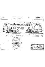 NVM 20.12.003 diesellocomotief DB 215 voor spoor 0