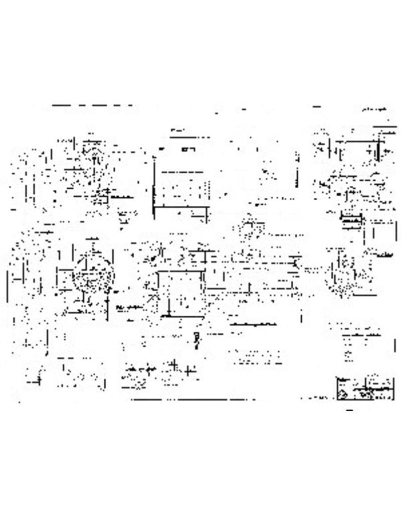 """NVM 20.20.019/A stoomketel voor NS. 8500 spoor 3,5"""" (89 mm)"""