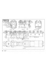 """NVM 20.20.028 2C sneltrein locomotief NCS 76 - (""""Zeppelin""""); voor spoor 2 (58 mm)"""