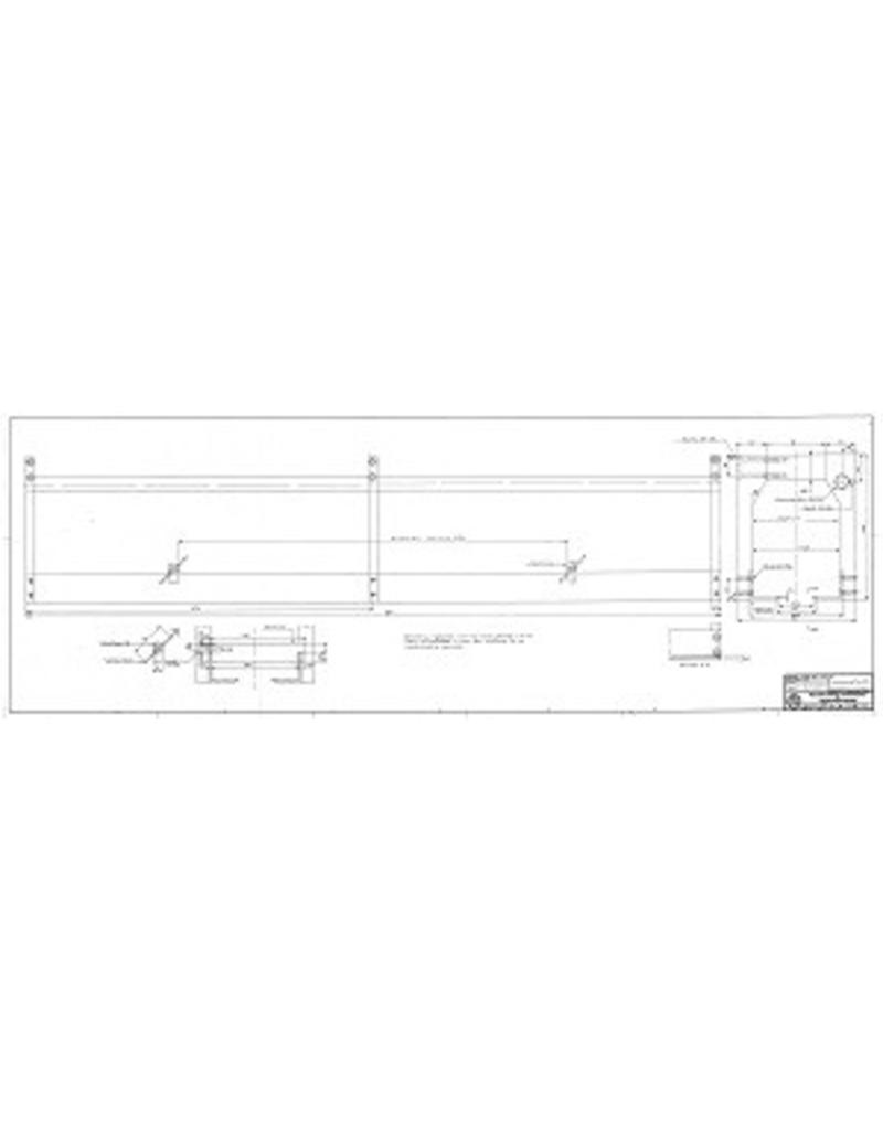 NVM 20.29.003 locomotief kameel voor spoor 1 (45 mm)