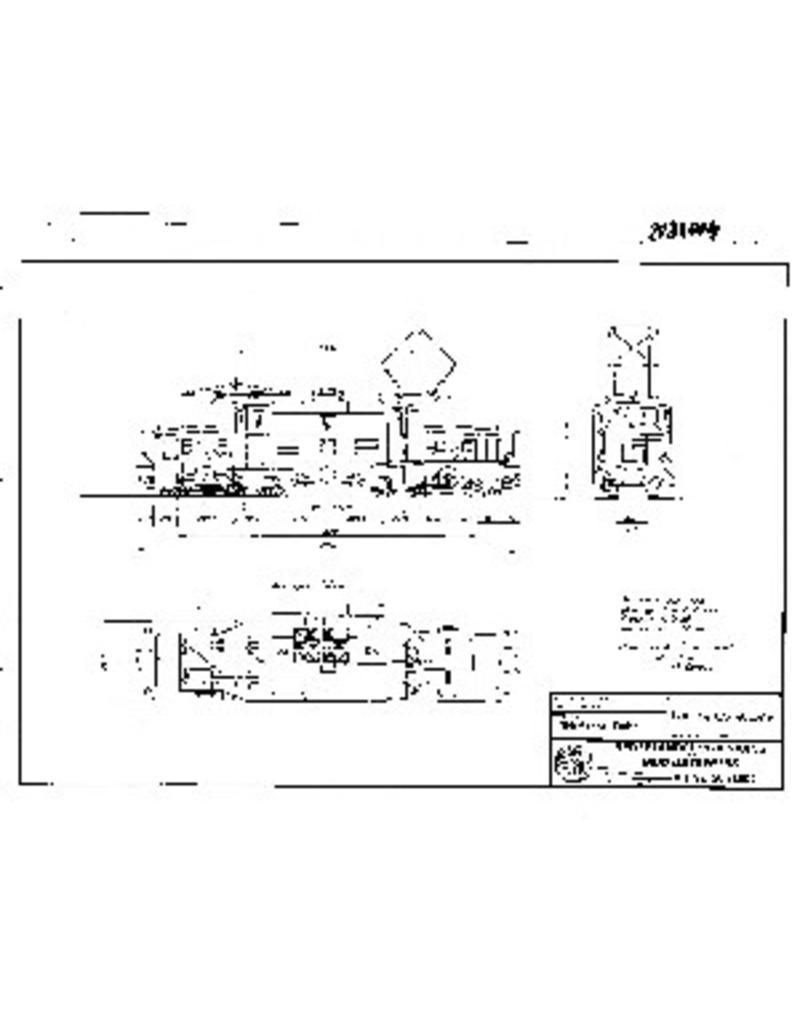"""NVM 20.31.004 E-locomotief Ge 6/6 401-415 Rhaetische Bahn - """"Krokodil"""" voor spoor H0"""