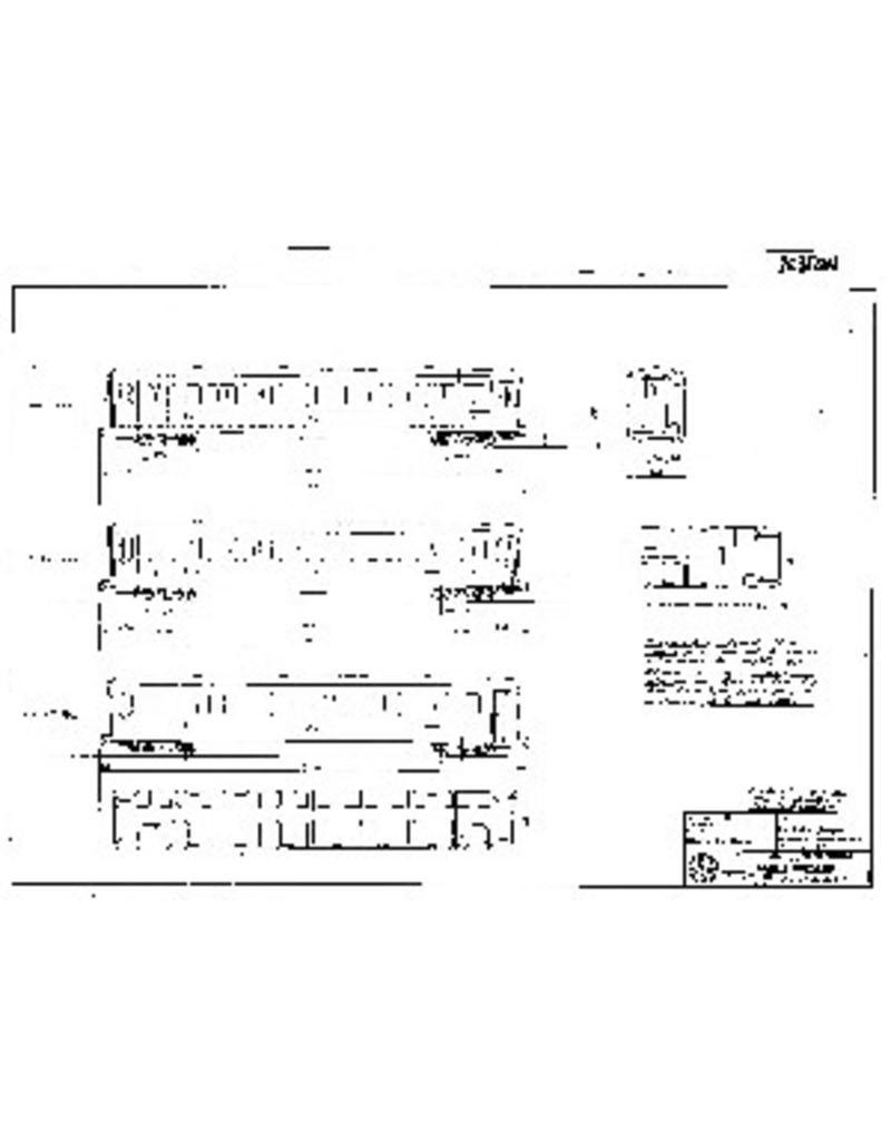 NVM 20.35.001 eenheidsrijtuigen Rhaetische Bahn voor spoor H0