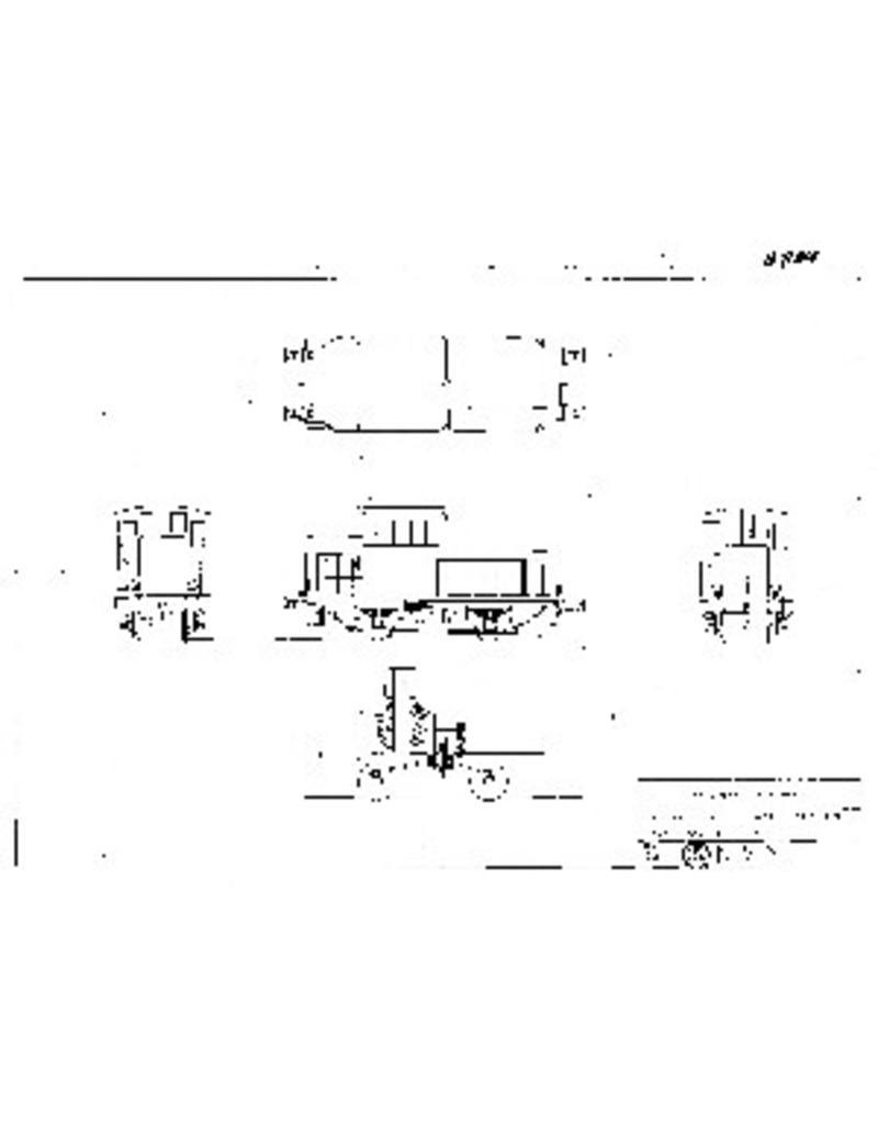 NVM 20.42.001 Franse DE-rangeerlocomotief voor spoor 0