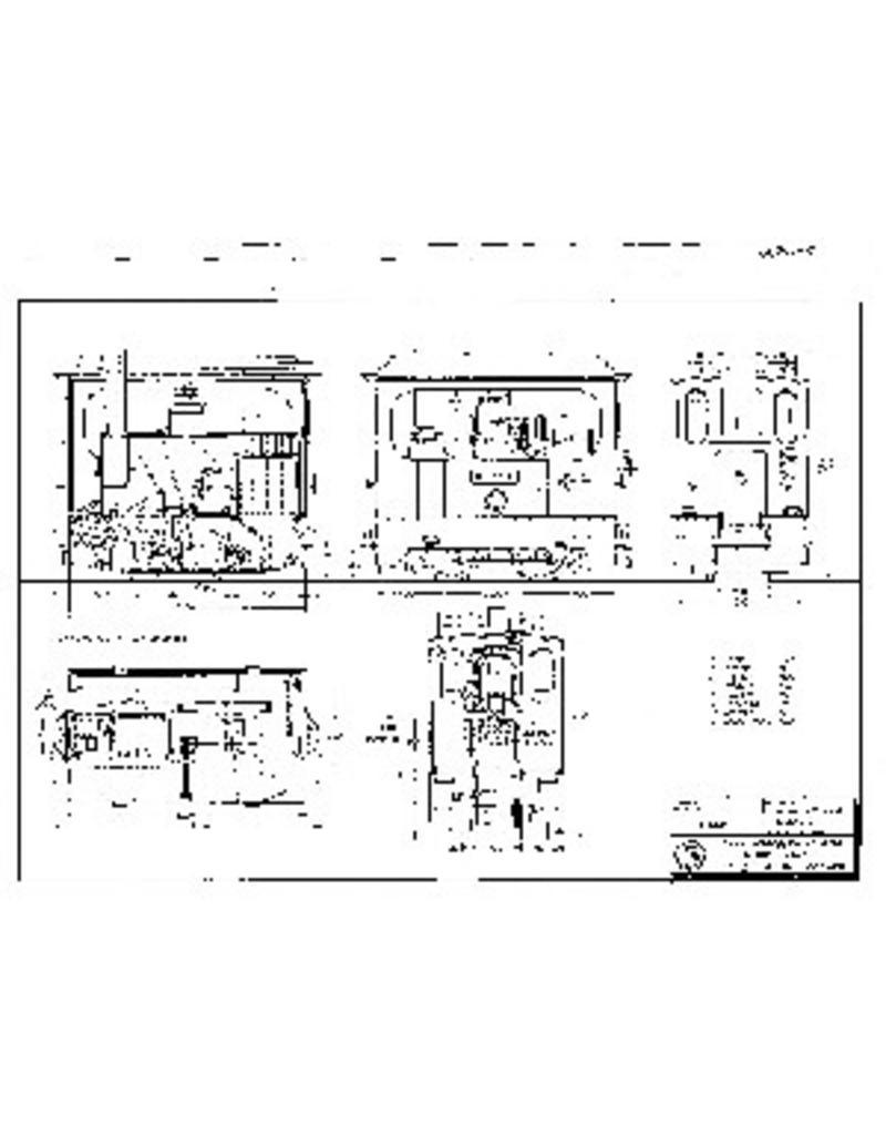 NVM 20.70.011 GOSM stoomlocs 2-4, 5-7, 14, 15 (Hohenzollern)