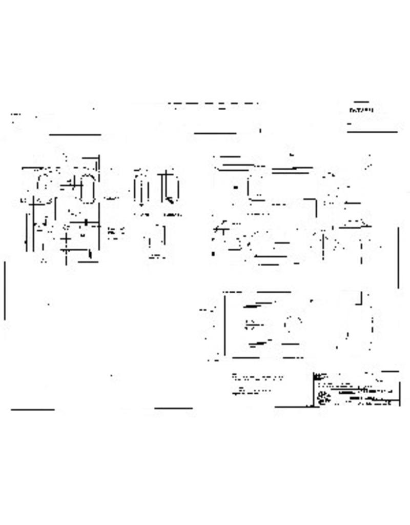 NVM 20.70.012 tramwegstoomlocomotief 1 - 5, Zuiderzeetramweg; Backer & Rueb
