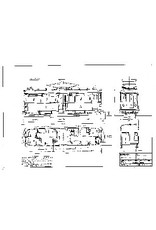 """NVM 20.73.025 motorrijtuig NZHVM A351-358 - (Allan & Co, 1927) """"Cardanwagens"""" voor spoor I"""