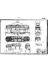 """NVM 20.73.034 HTM motorrijtuig 21-101- """"ombouwers"""" voor spoor I"""