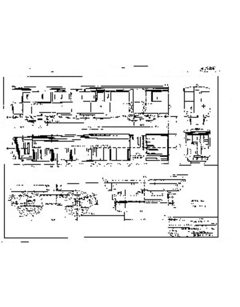 NVM 20.75.005 aanhangrijtuig NZHVM BY1-3, ex TNHT