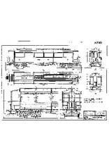 NVM 20.75.023 NTM personenrijtuig BC 32-37 (Pennock, 190o, 1907) voor spoor I