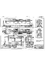 NVM 20.75.024 NTM personenrijtuig BC 38-72 (Wekspoor, 1911); voor spoor I