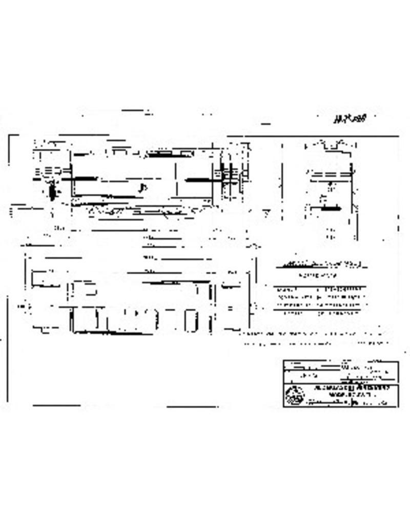 NVM 20.75.028 convertible volgwagen RET 1351-1406 voor spoor I